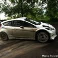 L'équipe Ford a terminé sa séance d'essais juste à la veille du rallye d'Allemagne. Vendredi et samedi, Jari-Matti Latvala a pris le volant de la Fiesta WRC sur l'asphalte allemand....