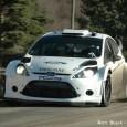 Cette semaine, l'équipe Ford a, de nouveau, roulé pour préparer le Monté Carlo. Toujours sur les routes ardéchoises, c'est Latvala qui a débuté la séance de travail avec deux jours...