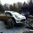 Chris Atkinson qui participera au rallye du Mexique a pu prendre place à bord de la Fiesta WRC pour la première fois lundi. C'est sur la piste privée d'M-Sport en...