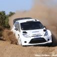 Ford a passé 2 jours dans le Sud de la France afin de développer sa Fiesta WRC. C'est sur une terre cassante que Petter Solberg puis Latvala se son relayés....