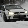Volkswagen a profité de son voyage en Suède pour enchainer sur une séance d'essais juste après le rallye. Ainsi Sébastien Ogier qui a terminé premier du SWRC avec la Skoda...
