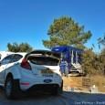 Après Citroën la semaine dernière, c'est Ford qui était en essais dans le sud du Portugal tout près des spéciales qui seront parcourues la semaine prochaine. L'équipe a parcouru environ...