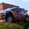 Citroën termine ses 4 jours d'essais au Portugal tout proche du rallye qui s'y déroulera la semaine prochaine. Hirvonen a roulé les 2 premiers jours avant de laisser le volant...