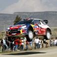 Même loin, Jari-Matti Latvala a essayé de maintenir la pression sur les équipages Citroën, mais comme le premier jour, il a crevé. Est-ce que le style de pilotage des pilotes...