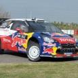 Lors du shakedown ce matin en Argentine, Loeb a effectué le meilleur temps tout juste devant Solberg. Mais lors de la qualification qui a suivi, les Citroën se sont imposées....