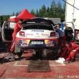 Sur place, vendredi dernier, c'était direction la base de tests de Citroën. L'équipe commençait 3 jours d'essais en commençant avec Mikko Hirvonen. L'assistance n'est pas facile à trouver car elle...