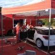 En fin de semaine dernière, PH Sport, qui fait rouler les DS3 privées en championnat du monde, a passé 2 jours en Allemagne. Thierry Neuville a d'abord pris le volant...