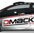En Catalogne, Evgeny Novikov sera au volant d'une Fiesta WRC chaussée de pneus DMack. Pour l'occasion sa Fiesta changera de déco en prenant les couleurs de la marque de pneumatiques....