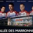 La soirée privée Citroen s'est déroulée au cinéma Gaumont en face du C42 Citroen sur les Champs Elysées. Une séance cinéma démarrée une heure en retard car la pluie ne...