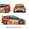 Martin Prokop participera au championnat du monde des rallyes en 2013 toujours avec une Fiesta WRC. Après avoir effectué quelques courses en 2012 avec DMack, le manufacturier anglo-chinois devient partenaire...