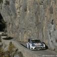 Volkswagen publie quelques clichés de la Polo R WRC dans les clues d'Aiglun, une spéciale du Monté-Carlo non empruntée cette année. Les photos ont été prises lors de la présentation...