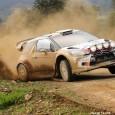 L'équipe Citroën a effectué, cette semaine, sa séance de préparation au rallye du Mexique. Lundi, dans le sud du Portugal, Mikko Hirvonen a pris le volant de la DS3 WRC....