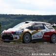 C'est aujourd'hui que l'équipe Citroën a terminé sa préparation à la prochaine manche du championnat en Allemagne. Alors que l'équipe Volkswagen avait roulé avant le rallye de Finlande, l'équipe française...
