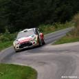 C'est aujourd'hui avec Sébastien Loeb que Citroën a terminé sa préparation au rallye de France. Samedi, Sordo entamait la séance de travail dans les Vosges avant de laisser le volant...