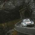 Encore une belle étape du Monté-Carl', quelques faits marquants : Beaucoup d'eau sur le spéciales rendues glissantes par une pluie permanente Super rallye de Bouffier qui n'a pu résister à...