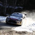 Après des essais en décembre, Citroën a effectué 2 nouveaux jours de tests cette semaine. Kris Meeke a pris le volant de la DS3 WRC jeudi sur une base plutôt...