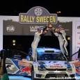 Alors qu'il allait conduire sa Polo R WRC sur la rampe d'accès au podium du rallye de Suède, le vainqueur du jour a pris 2 minutes pour répondre à quelques...