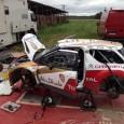 Dans le même temps que l'équipe M-Sport, Citroën a passé 3 jours d'essais en Pologne. Vendredi, Kris Meeke a débuté le travail puis l'irlandais a laissé le volant à Mads...