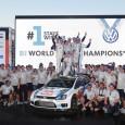 En début de saison, on s'imaginait déjà que VW aller certainement remporter le titre cette année. Mais le remporter en signant un triplé ça le fait ! Surtout après la...