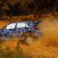 Des échos d'essais, rien de sûr mais je me décide à y aller à la dernière minute malgré les 800km, on sait jamais, voir une WRC sur la terre, c'est...