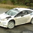 De manière quasi-simultanée avec Volkswagen, M-Sport a passé la semaine dans la Drome afin de préparer le Monté-Carlo. Lundi, c'est Tanak, de retour dans l'équipe, qui prenait le volant de...