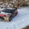 Alors que les autres équipes avaient effectué des essais pour le Monté-Carlo en décembre, On n'avait pas vu Citroën. L'équipe française était donc la première à prendre la route en...