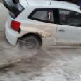 L'équipe VW a profité de cette dernière semaine avant le rallye de Monté-Carlo pour effectuer 3 nouveaux jours d'essais aux sports d'hiver. Mardi, Latvala prenait le volant de la Polo...