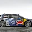 Volkswagen a présenté les nouvelles couleurs de sa Polo R WRC et quelle révolution ! Alors que la robe était plutôt sage jusqu'à présent avec une évolution quasi imperceptible début...