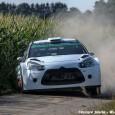 Après son titre en WRC3 l'année dernière (DS3 R3T), sa saison en cours en WRC2 (DS3 R5 & RRC), le pilote jeune pilote français Stéphane Lefebvre a pris le volant...