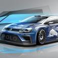 VW publie aujourd'hui une esquisse de ce que pourrait être sa nouvelle Polo R WRC pour l'année prochaine. Jusqu'à présent on avait pu voir, en essais, une voiture actuelle adaptée...