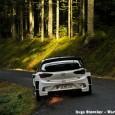 Dimanche, Hyundai s'installait sur une base d'essais utilisée de nombreuses fois par le Monté-Carlo en Haute-Loire. Thierry Neuville prenait le volant de la i20 WRC 2017 sur un tracé rapide....